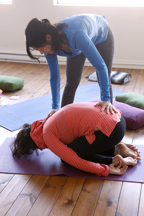 Yoga adapté pour enfants, ados et adultes