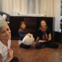 Yoga prénatal en ligne
